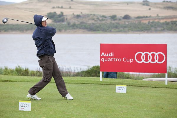 AUDI Golf Day1