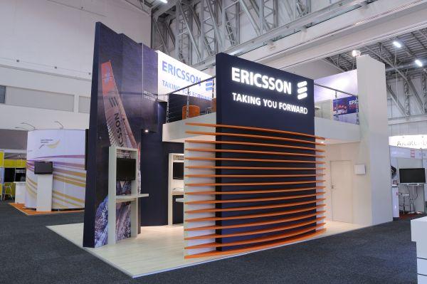 Ericsson 'Sailboat' Stand1